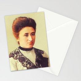 Rosa Luxemburg, Philosopher Stationery Cards