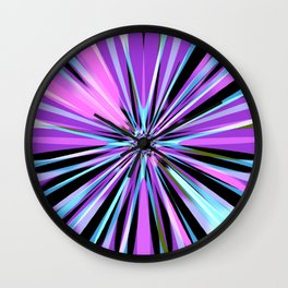 Rotating in Circles Series 07 Wall Clock