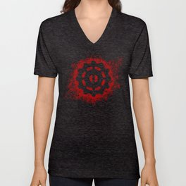 Helm of Awe Unisex V-Neck
