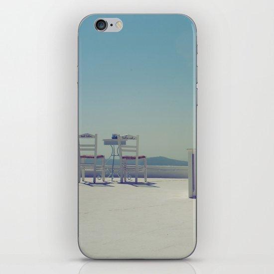 Turquoise Gazing  iPhone & iPod Skin