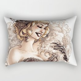 Burlesque Rectangular Pillow