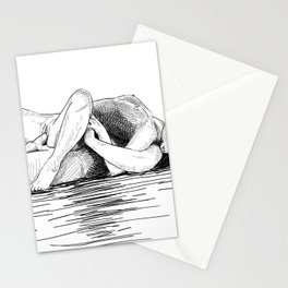 sex by the sea Stationery Cards