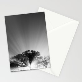 Something is Coming Stationery Cards