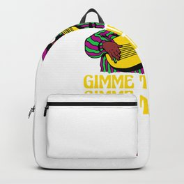 Gimme The Lute Backpack