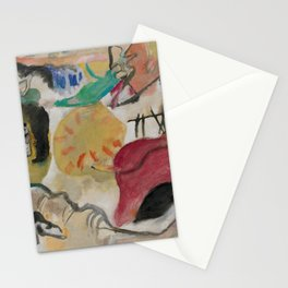 Improvisation 27 Stationery Cards
