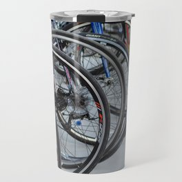 Bicycle Wheels Travel Mug