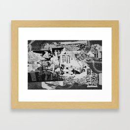 Berlin Collection, 2016 Framed Art Print
