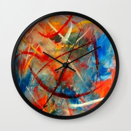 Pure Emotion Wall Clock