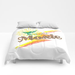 Real Moxie Comforters