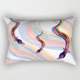 Dragon strokes Rectangular Pillow