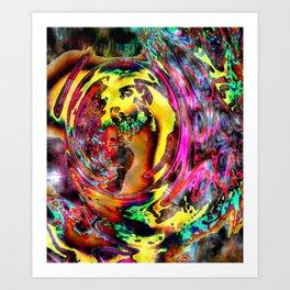 Wind 21 Art Print