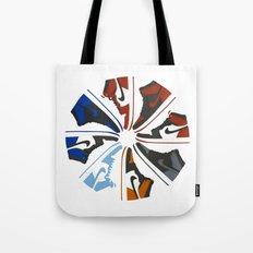 Color Wheel No.001 Tote Bag