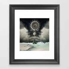 Antarah Framed Art Print