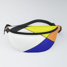 Mondrian #18 Fanny Pack