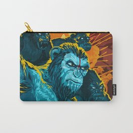 Dawn Of The Planet Of The Apes Carry-All Pouch