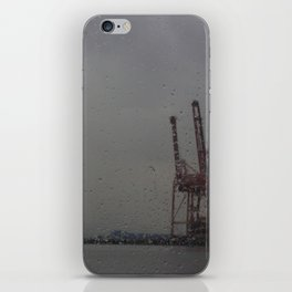 Seabus window iPhone Skin