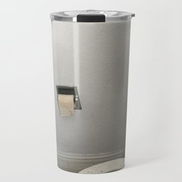 Grunge jungle Travel Mug