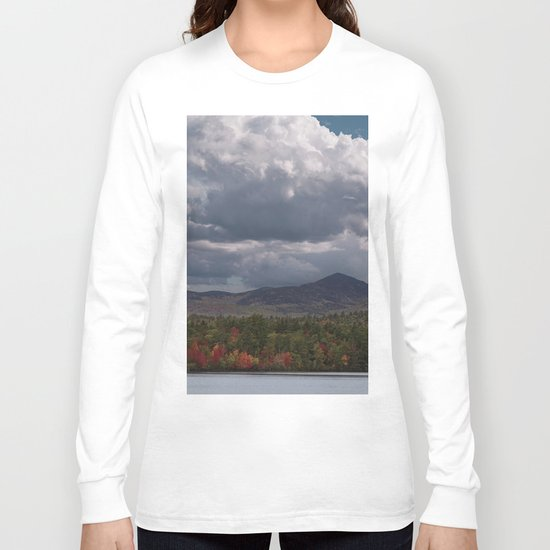 Autumn Mountains Long Sleeve T-shirt