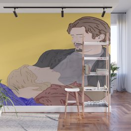 Before Sunrise Wall Mural