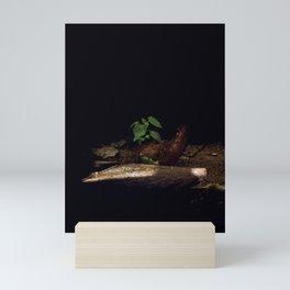 Brave Nature Mini Art Print