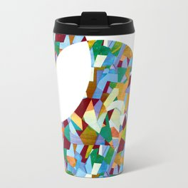 Mozart abstraction Travel Mug