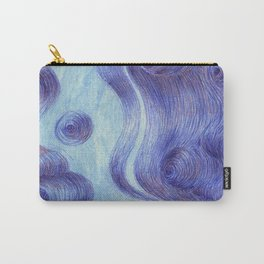 Watery Orb Carry-All Pouch