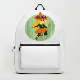The Little Witch Backpack