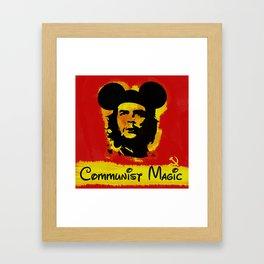 Communist Magic Framed Art Print