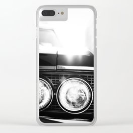 Buick Clear iPhone Case