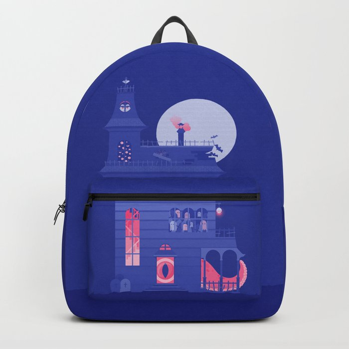 Cursed Residence Backpack