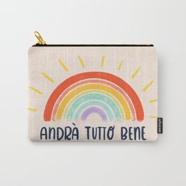 Andrà Tutto Bene Carry-All Pouch