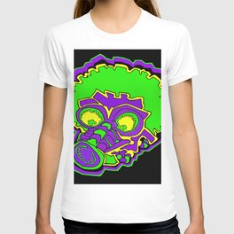 Other Worlds: Gas Masked T-shirt