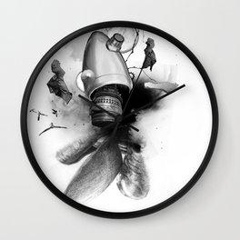 Mingasim 2.0 Wall Clock