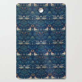 "William Morris ""Bird"" Cutting Board"