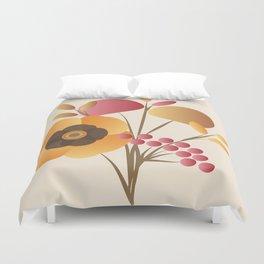 Memorable Florals Duvet Cover