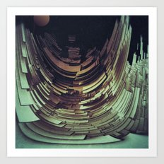 PLATES IIIA Art Print