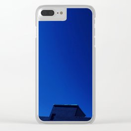 Cool Daze Clear iPhone Case