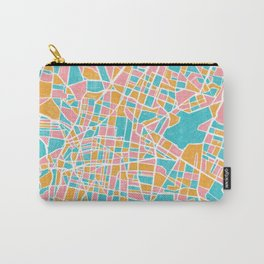 Mexico  City Carry-All Pouch