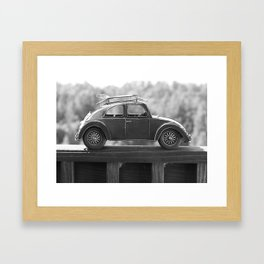 Surf Culture [Photography] Framed Art Print