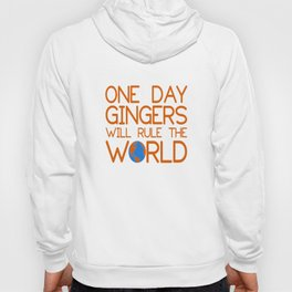 gingers world Hoody