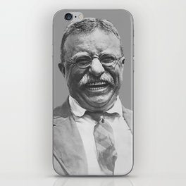 President Teddy Roosevelt iPhone Skin
