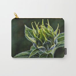 Sunflower Baby Carry-All Pouch