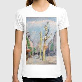 """Théophile Steinlen """"Café à Léon"""" T-shirt"""