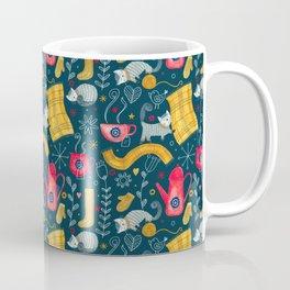 Pattern #71 - Hygge - Cosy winter Coffee Mug