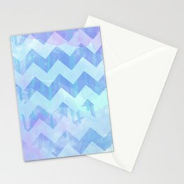 Watercolour Chevron {Spring 2015 Limited Edition} No. 2 Stationery Cards
