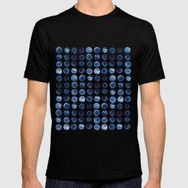 Blueberries | Watercolour Pattern T-shirt