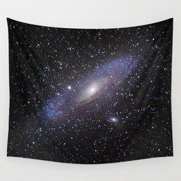 Galaxy Andromeda Wall Tapestry
