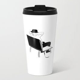 Intermission Page Metal Travel Mug