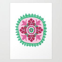 Suzani III Art Print