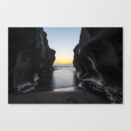 Windansea Sunset Canvas Print